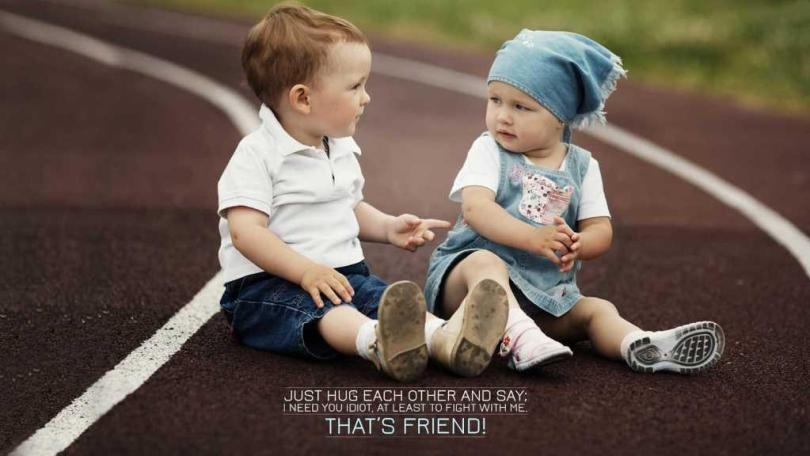 Best Friend Happy Friendship Day Wishes Image