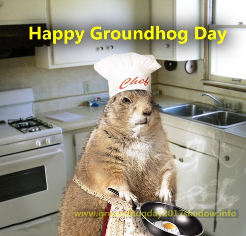 Best Funny Happy Groundhog Day Wishes