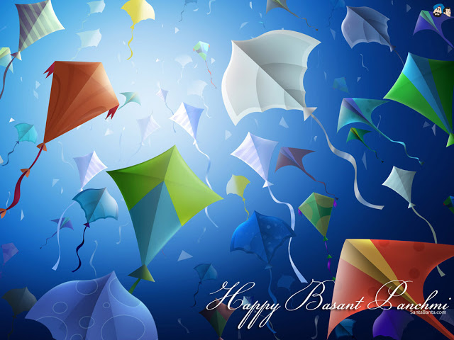 Best Wishes Happy Basant Panchami Wallpaper
