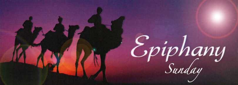 Best Wishes Happy Epiphany Day Cover Image