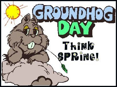 Best Wishes Happy Groundhog Day Picture