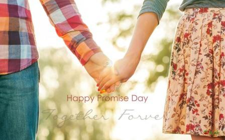 Best Wishes Hd Wallpaper Happy Promise Day Image