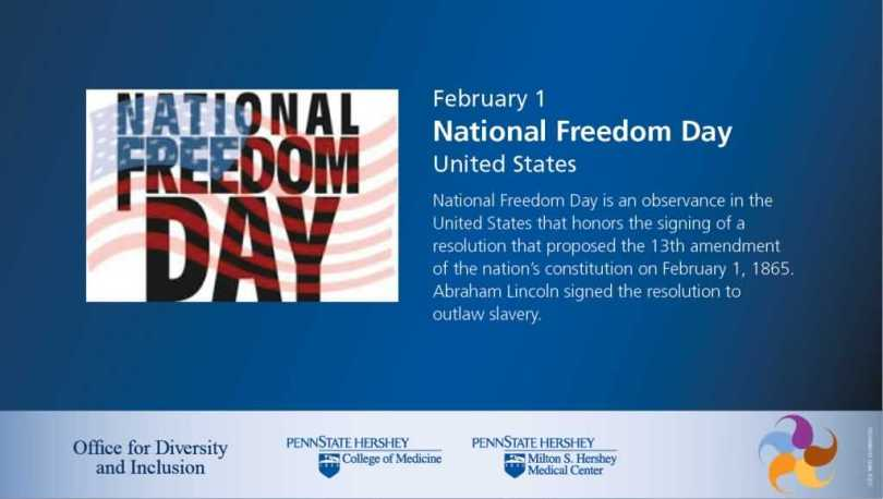 Best Wishes National Freedom Day Greetings Message Image