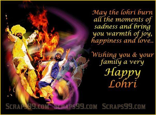 Best Wishes Quotes On Happy Lohri