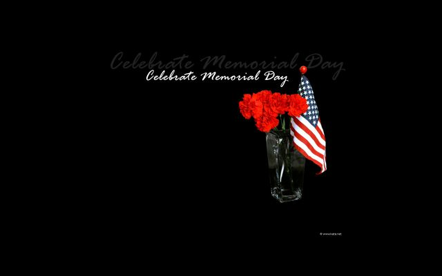 Celebrate Memorial Day Wallpaper