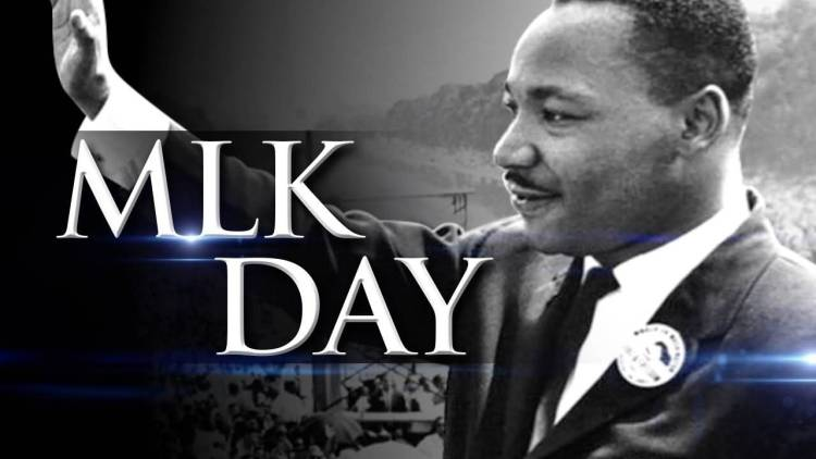 Celebration Martin Luther King Day Picture
