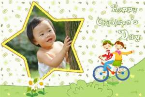 Childrens Day Special Greetings Image
