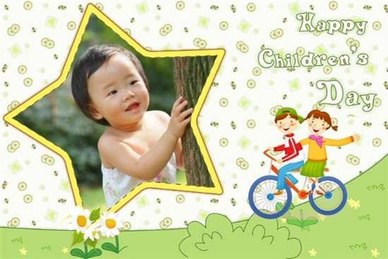 Children's Day Special Greetings Image