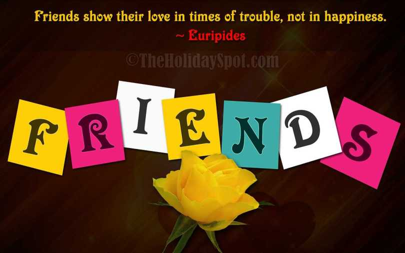 Dear Friends Wishes Happy Friendship Day Image