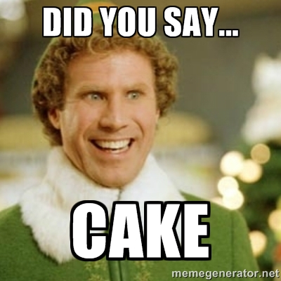Did You Say Cake Meme Photo