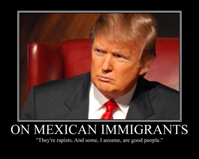 Donald Trump Memes On Mexican Immigrants