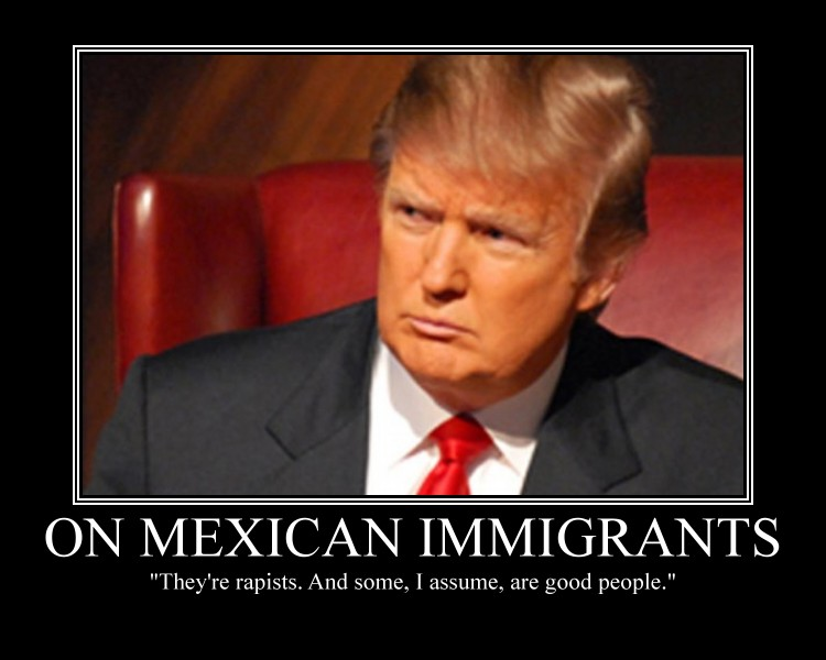 Donald Trump Memes On Mexican Immigrants