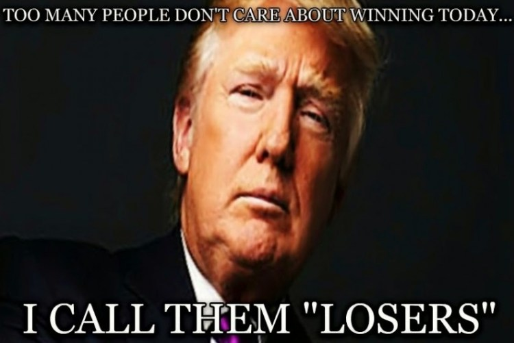 Donald Trump Memes Too Many People Don't Care About Winning Today