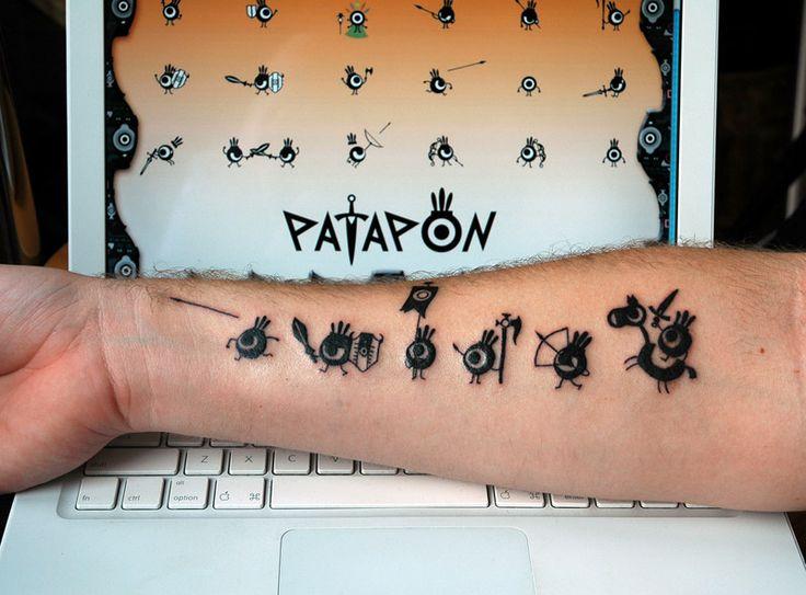 Geek Tattoo