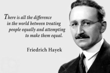 Equality Quotes there is all the difference in the world between treating people e