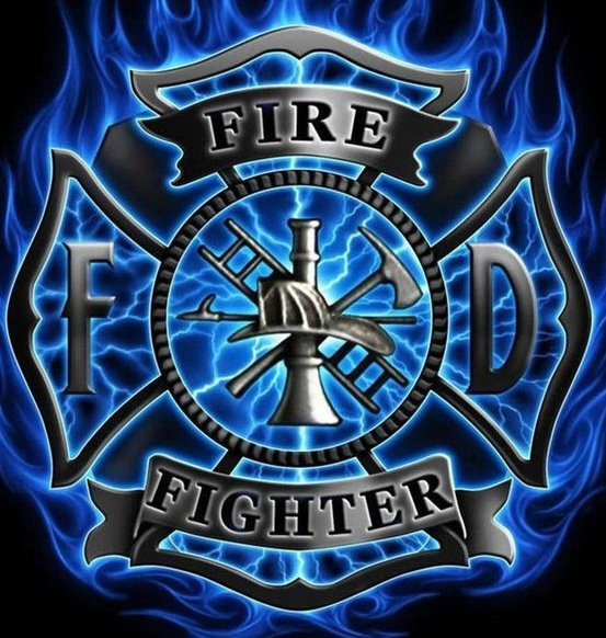 Extremely Firefighter Tattoo Poster For Boys