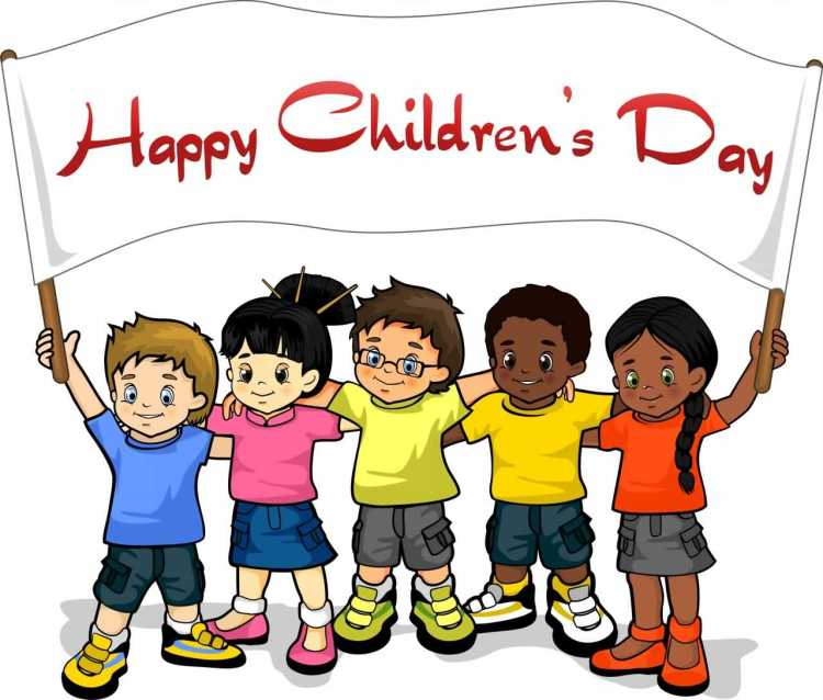 Fabulous Happy Children Day Graphic