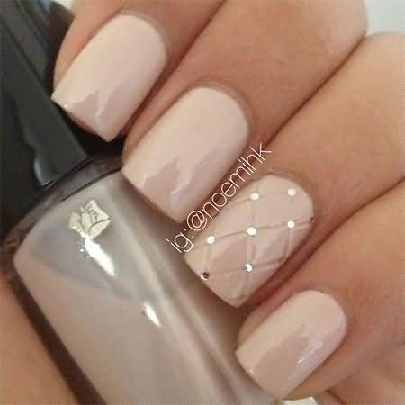 56 Fantastic Accent Nails Art Design Styles Ideas Picsmine