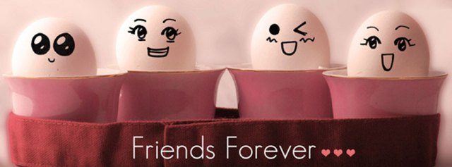 Facebook Cover Image For Happy Friendship Day Wishes Image