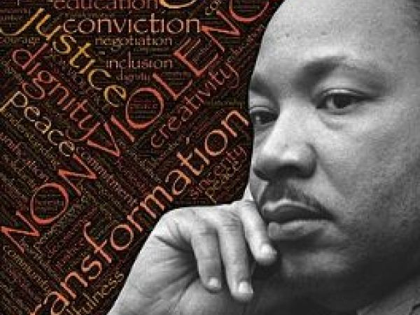 Famous Martin Luther King Day Wishes Image