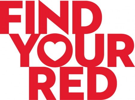Find Your Red National Wear Red Day