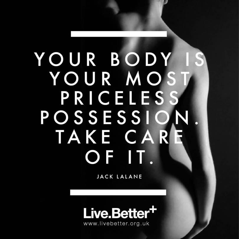 Fitness Quotes your body is your most priceless possession take care of it