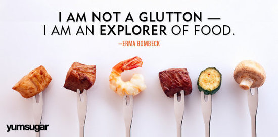 Food Quotes and Sayings 11