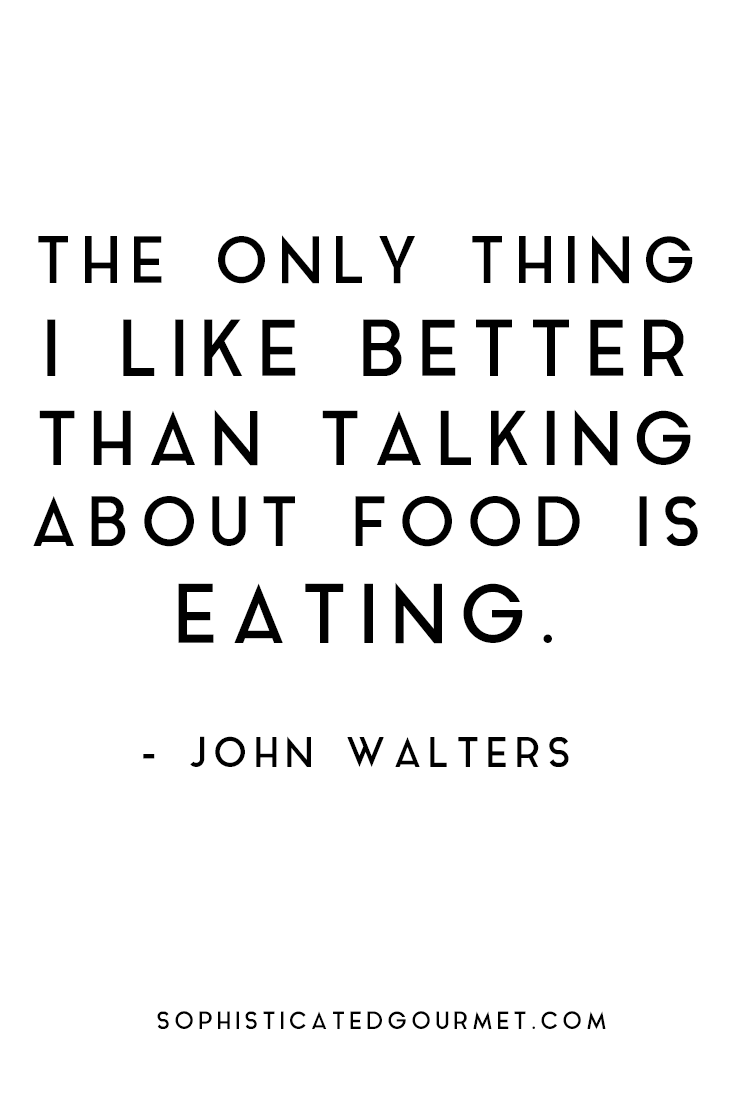 Food Sayings and Quotes 002
