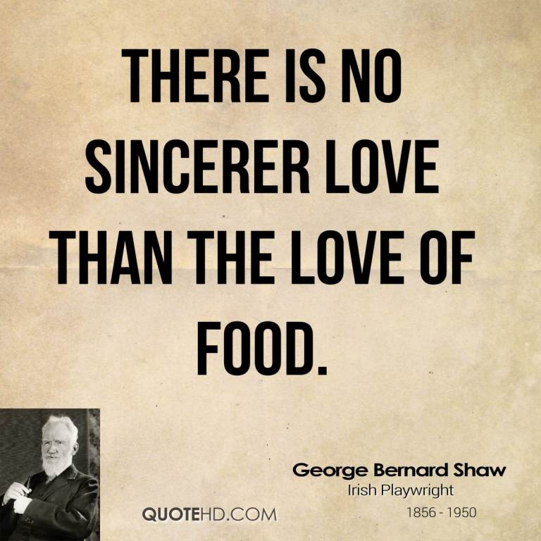 Food Sayings and Quotes 056
