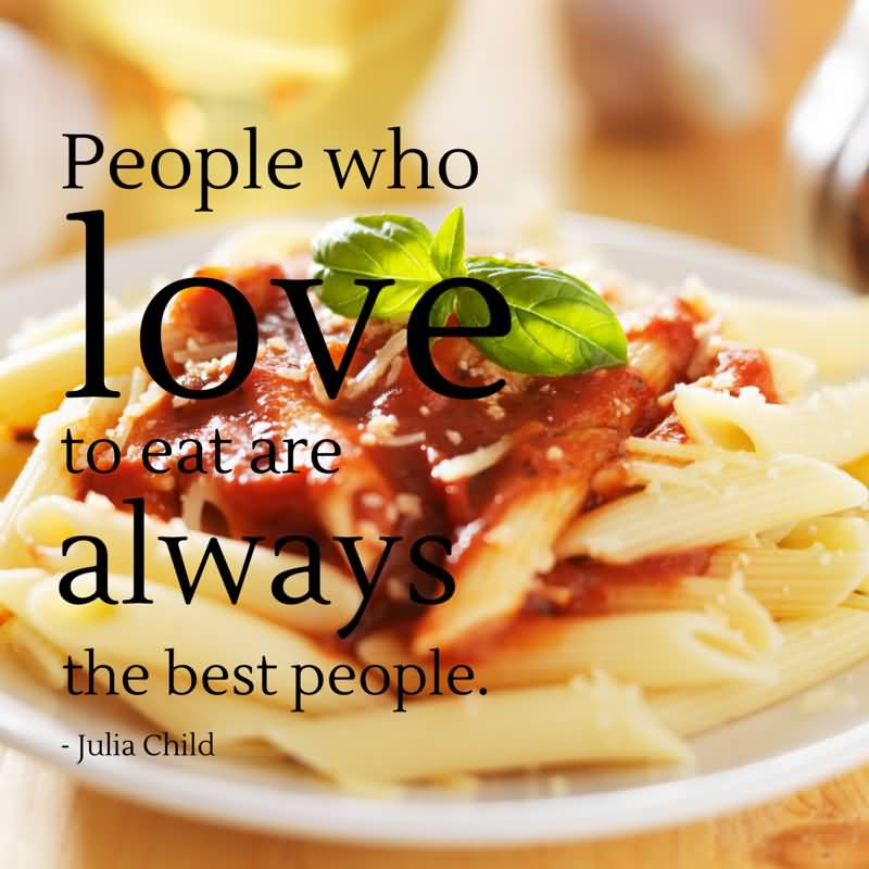 Food Sayings and Quotes 058