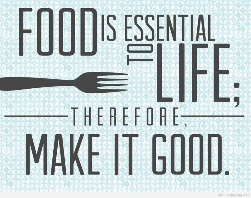 Food Sayings and Quotes 059