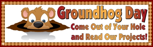 For Facebook Happy Groundhog Day Wishes Image