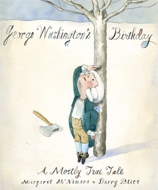 George Washington Birthday Greetings Card Image