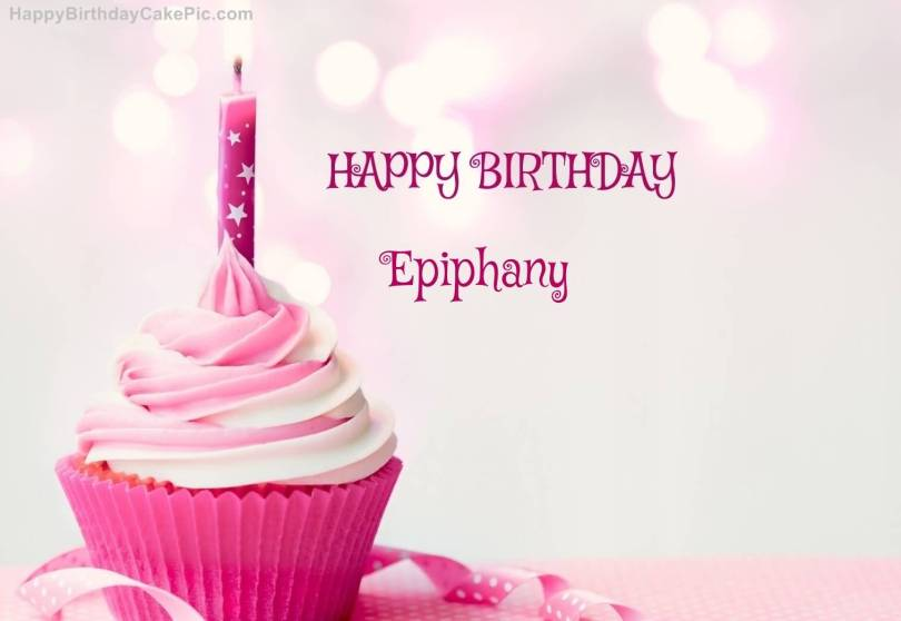 Happy Birthday Epiphany Greetings Message