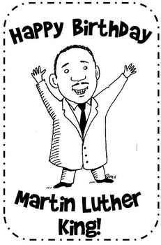 51 Dr. Martin Luther King Jr. Day Greetings Images