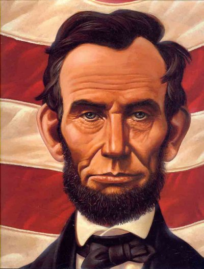 Happy Birthday To The Man Abraham Lincoln Image