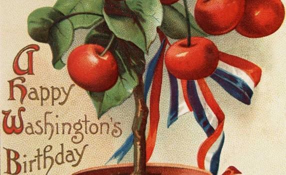 Happy Birthday Washington Wishes Image