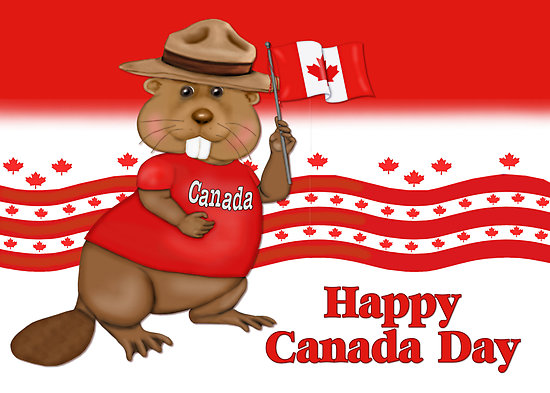 Happy Canada Day Greetings Wishes Image