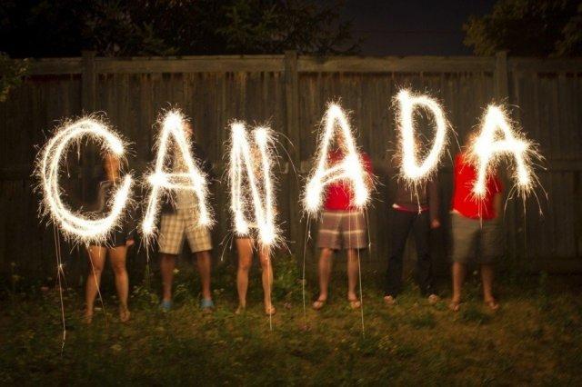 Happy Canada Day Hd Wallpaper