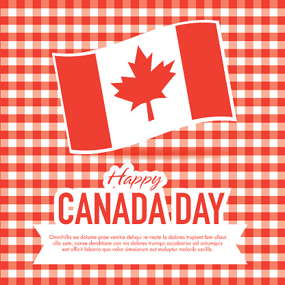 Happy Canada Day To You Wishes Image