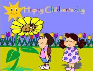 Happy Childrens Day Enjoy Your Special Day
