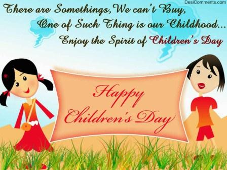 Happy Children's Day Poems Image