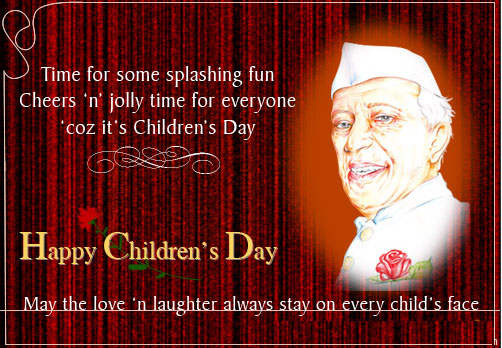 Happy Children's Day Quotes Image