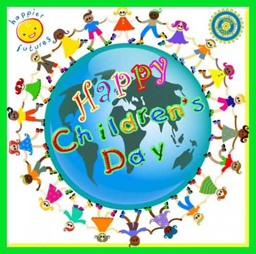 Happy Children's Day To All Image