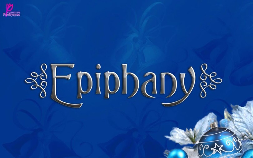Happy Epiphany Wallpaper