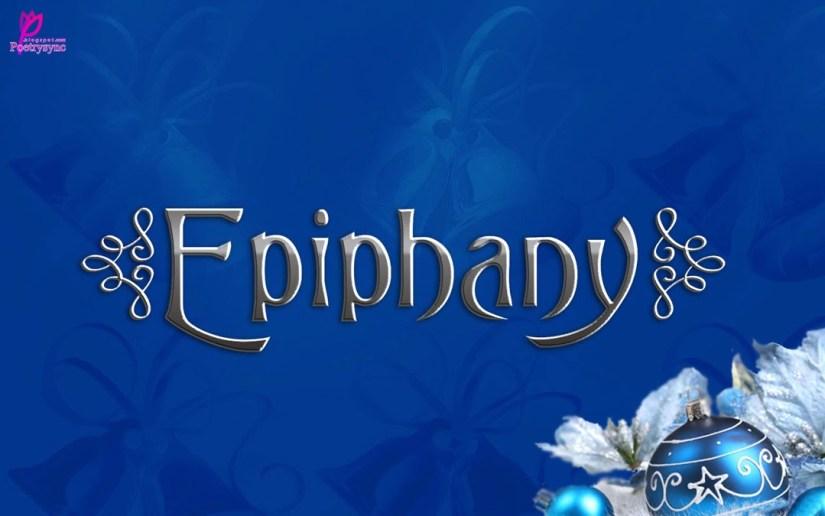 Happy Epiphany Wallpaper