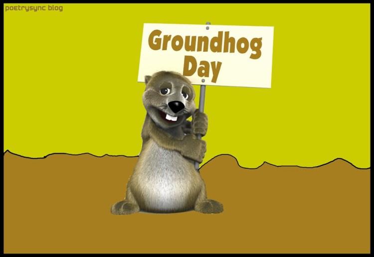Happy Groundhog Day Greetings To Everyone Image