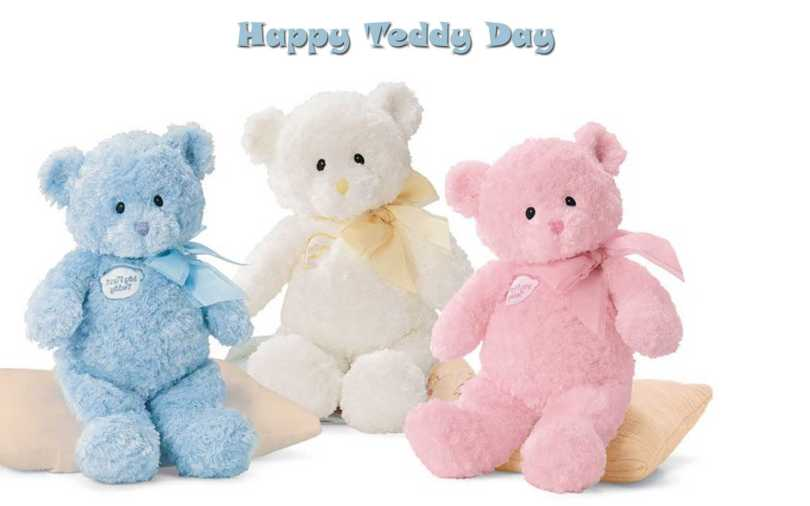 Happy Teddy Day Wishes To Lover