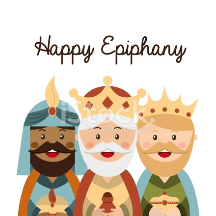 Have A Great Day Happy Epiphany Wishes Image
