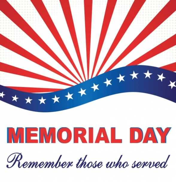 Have A Safe Memorial Day Image